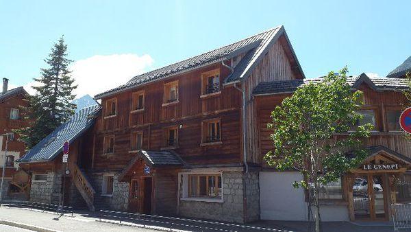 RÉFECTION D'UN HOTEL dans les Alpes 2