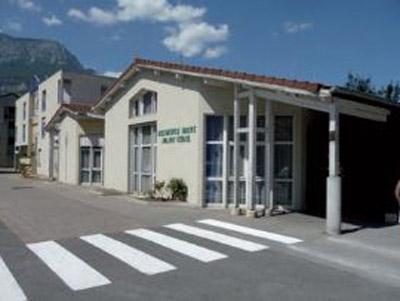 EHPAD JOLIOT CURIE - PONT DE CLAIX