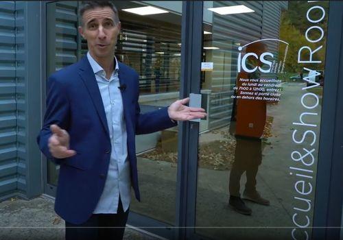 Visitez le nouveau batiment bas carbone d'ICS